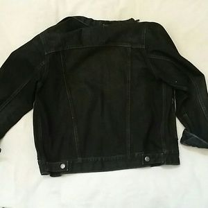 Levi's Jackets & Coats - Dark Denim Jean Jacket Levi